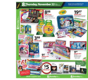 Walmart Black Friday 2012 Ad Scan 14