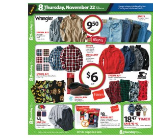 Walmart Black Friday 2012 Ad Scan 16