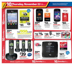 Walmart Black Friday 2012 Ad Scan 26