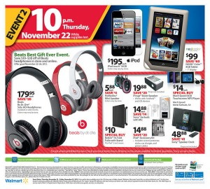 Walmart Black Friday 2012 Ad Scan 28