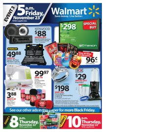 Walmart Black Friday 2012 Ad Scan 29