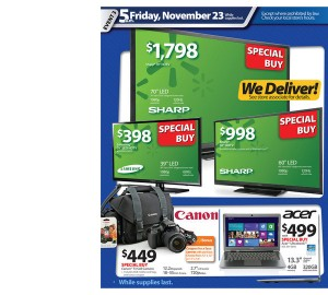 Walmart Black Friday 2012 Ad Scan 30