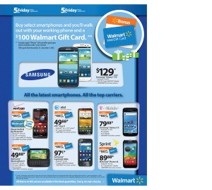 Walmart Black Friday 2012 Ad Scan 31
