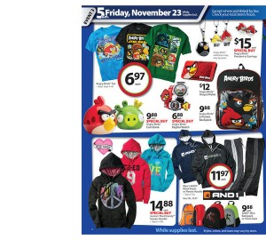 Walmart Black Friday 2012 Ad Scan 34