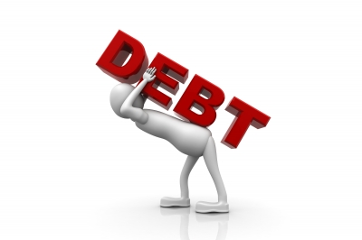 Debt Out Of Control