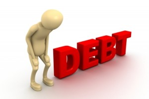 Stress Over Debt