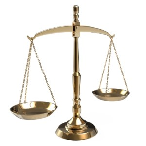 Integrity - Balanced Scales