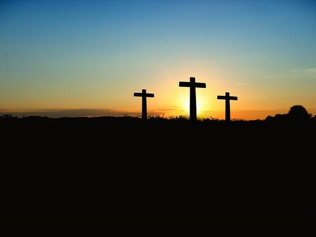3 Crosses on Hill