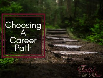 Choosing A Career Path 2